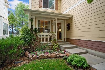 Longmont Single Family Home Active: 3913 Florentine Drive
