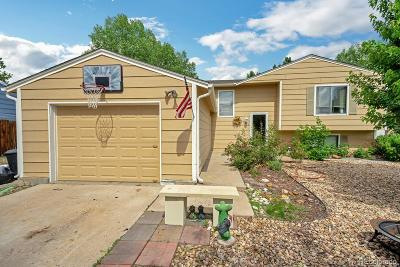 Castle Rock Single Family Home Under Contract: 922 Park View Street