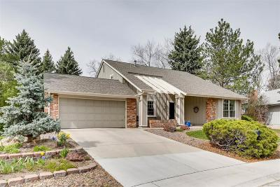 Arvada Single Family Home Active: 8677 Iris Street