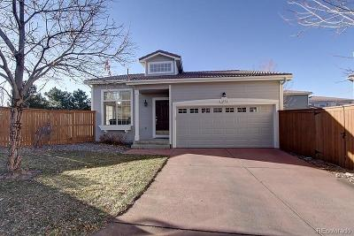 Highlands Ranch Single Family Home Under Contract: 1296 Braewood Avenue