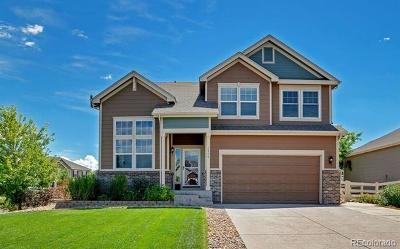 Castle Rock Single Family Home Active: 5404 Fawn Ridge Way