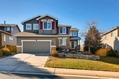 Highlands Ranch Single Family Home Under Contract: 6358 Shannon Trail
