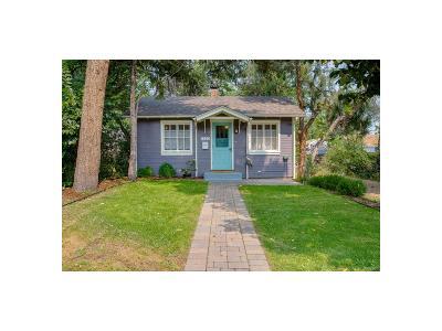 Longmont Single Family Home Active: 1720 Longs Peak Avenue