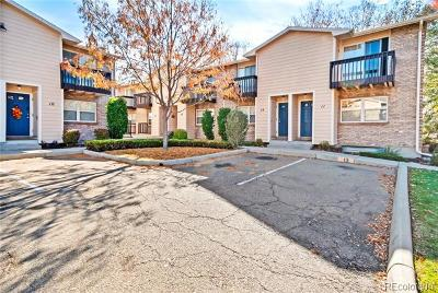 Boulder County Condo/Townhouse Active: 1346 Sunset Street #13