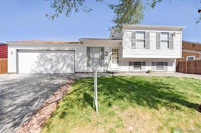 Aurora CO Single Family Home Active: $314,900