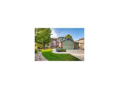 Centennial Single Family Home Under Contract: 17933 East Ida Avenue
