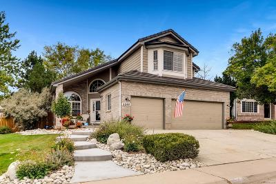 Lone Tree Single Family Home Under Contract: 9365 Erminedale Drive
