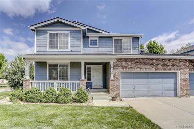 Longmont Single Family Home Under Contract: 500 Saint Andrews Drive