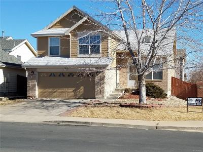 Denver County Single Family Home Active: 4902 Fontana Court