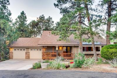 Parker Single Family Home Under Contract: 5649 Quinlin Court