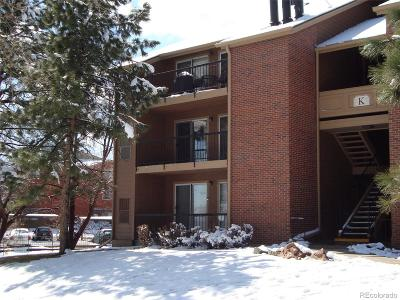 Littleton Condo/Townhouse Active: 4899 South Dudley Street #16