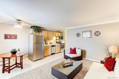Denver Condo/Townhouse Active: 70 North Grant Street #31