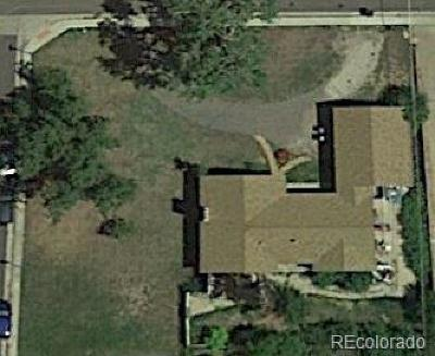 Denver Residential Lots & Land Active: 4200 East Iliff Avenue