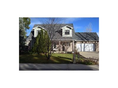 Longmont Single Family Home Active: 2106 Westlake Drive