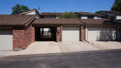 Littleton Condo/Townhouse Under Contract: 7900 West Layton Avenue #902