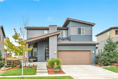 Reunion Single Family Home Active: 10796 Truckee Circle