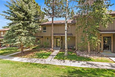 Conifer, Evergreen Condo/Townhouse Under Contract: 2357 Columbine Lane #52