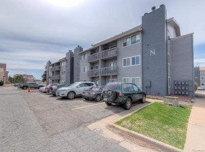 Denver Condo/Townhouse Active: 8100 West Quincy Avenue #N14