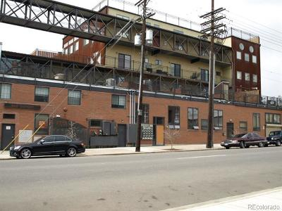 Denver Condo/Townhouse Active: 2715 Blake Street #302