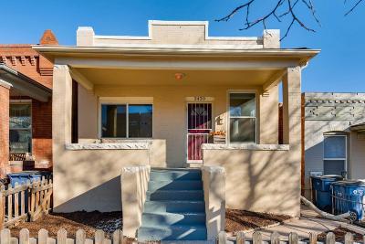Single Family Home Active: 3430 Pecos Street