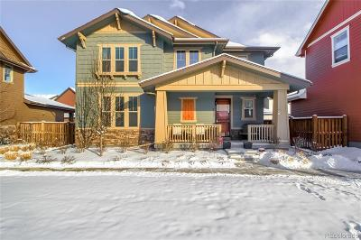 Denver Single Family Home Under Contract: 5482 Xenia Street