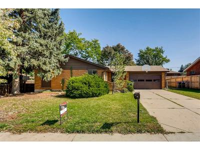 Lakewood Single Family Home Under Contract: 770 Vivian Street
