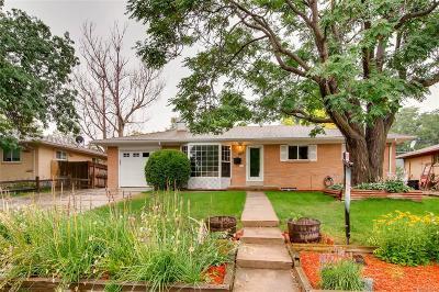 Broomfield Single Family Home Under Contract: 115 Beryl Way