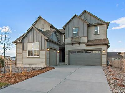 Littleton Single Family Home Active: 8403 Garden City Avenue