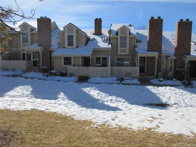 Littleton Condo/Townhouse Active: 2901 West Long Drive #F