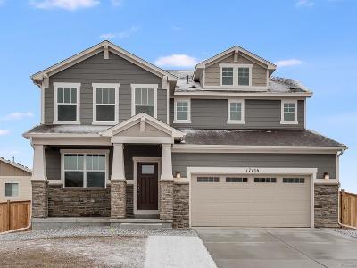 Single Family Home Active: 17156 Navajo Street