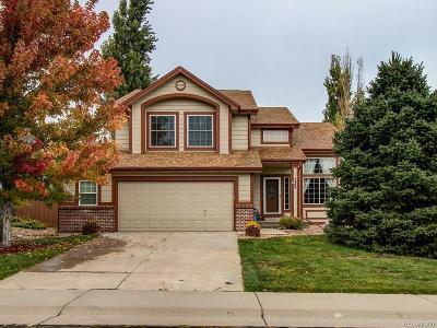 Castle Rock Single Family Home Active: 5409 East Aspen Avenue