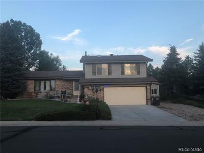 Castle Rock Single Family Home Active: 106 Hill Drive