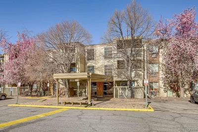 Denver Condo/Townhouse Active: 1304 South Parker Road #PH17