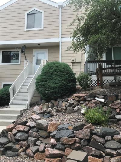 Arvada Condo/Townhouse Under Contract: 6740 West 84th Way #12
