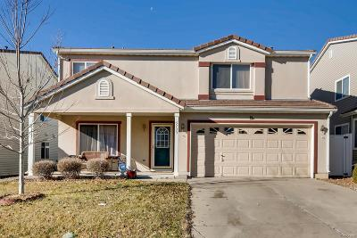 Green Valley Ranch, Green Valley Ranch Filing 50 Single Family Home Under Contract: 5133 Perth Court