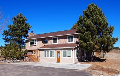 Elizabeth Single Family Home Under Contract: 187 Stagecoach Trail