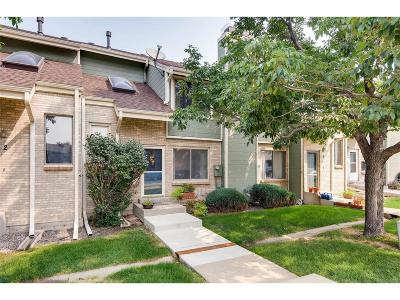 Lakewood Condo/Townhouse Under Contract: 8737 West Cornell Avenue #3