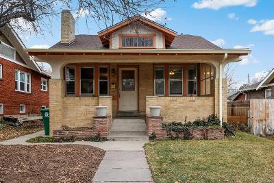 Single Family Home Active: 921 Jackson Street