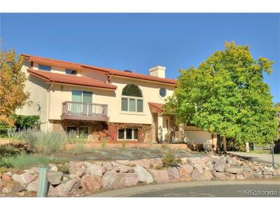 Colorado Springs Single Family Home Active: 1870 Trappers Glen Court