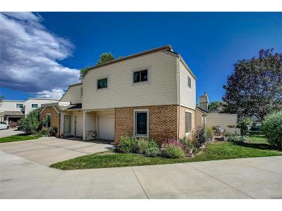 Lakewood CO Condo/Townhouse Under Contract: $243,700