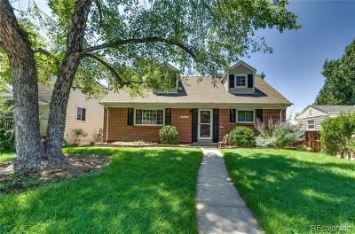 Single Family Home Active: 4841 South Grant Street