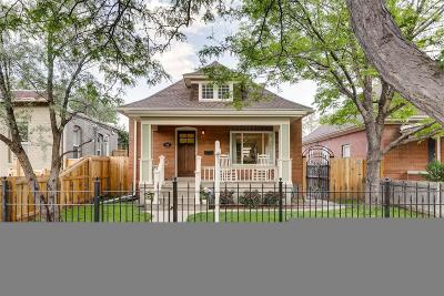 Single Family Home Under Contract: 408 South Washington Street