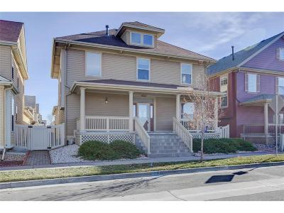 Henderson Single Family Home Active: 10614 Belle Creek Boulevard