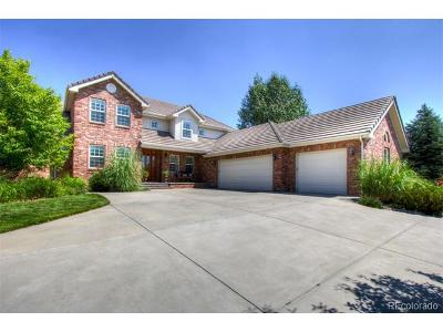 Arvada Single Family Home Active: 12935 West 81st Avenue