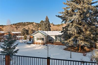 Kittredge Single Family Home Under Contract: 26095 Columbine Trail