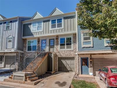 Centennial Condo/Townhouse Under Contract: 8131 South Fillmore Circle