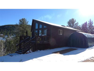 Park County Single Family Home Under Contract: 104 Brewer Street