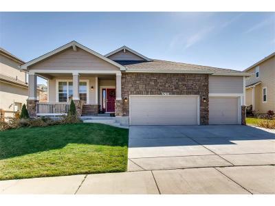 Arvada Single Family Home Under Contract: 8735 Gardenia Circle