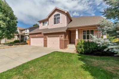 Longmont Single Family Home Active: 2447 Mallard Circle