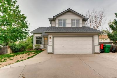 Littleton Single Family Home Under Contract: 7846 Canvasback Circle